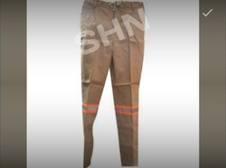 Polyester Male Reflective Pant