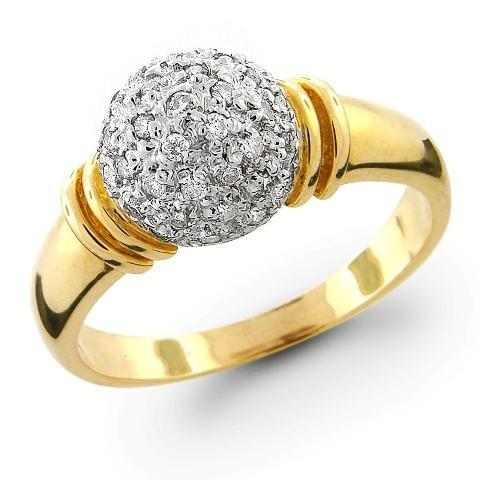 gold jewellry Gold La s Casting Ring Manufacturer from Rajkot