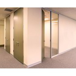 Gypsum Office Partition