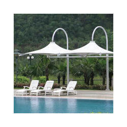 PVC Coated Tensile Structures