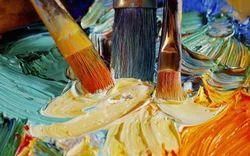 Industrial Oil Paint