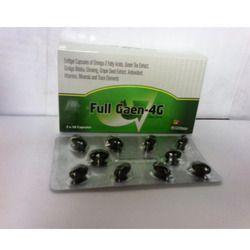 Omega  Fatty Acid, Green Tea Extract Capsules