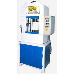 Silver Coin Making Machine