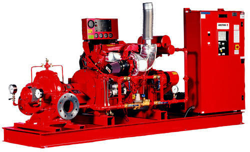Fire Diesel Pump Service - View Specifications & Details by Sree