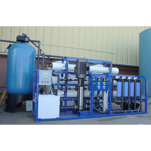 FRP Drinking Water RO Plant, Semi-Automatic, >3000