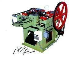 Automatic Wire Nails Making Machine