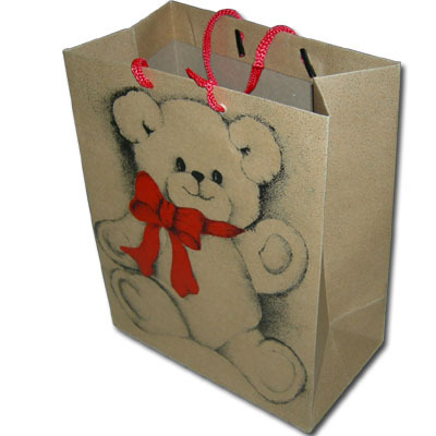 Printed Gift Paper Bags