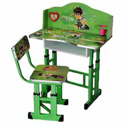 Kids Study Desk With Chair