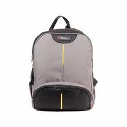 Grey Small School Bag