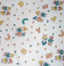 Printed Baby Flannel Fabric At Rs 45