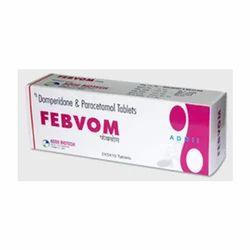 Domperidone 10 mg   Paracetamol 325 mg Tablet