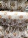 Taffeta Silk Jacquard Fabric