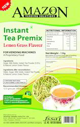 Amazon Instant Tea Premix Lemon Grass Flavor