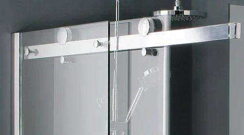 Frameless Bathroom Sliding Door Ing