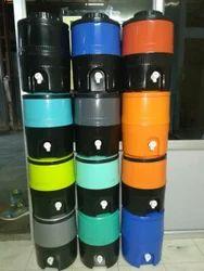 Plastic Round Cool Jar, Capacity: 18 Litter