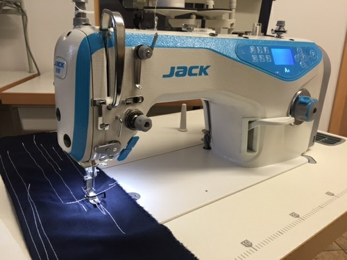 Jack A40 Sewing Machine Complete Set सिलाई की मशीन Magnificent Jake Sewing Machine