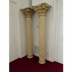 Natural Stone Pillars