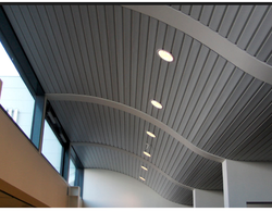 Ceiling Systems Linear False Ceiling System Manufacturer