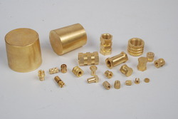 Brass Inserts - Brass Threaded Inserts Manufacturer from