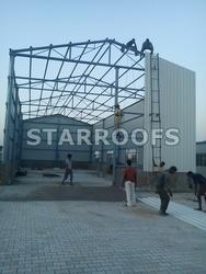 Industrial Roofing Factory Sheds