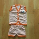 Kids Sleeveless Baba Suit