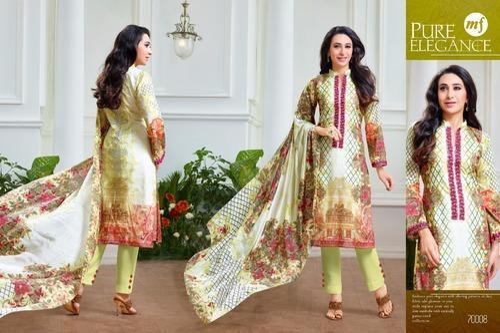 00f7ace2ab Cotton Designer Pashmina Long Salwar Kameez | ID: 12488767797