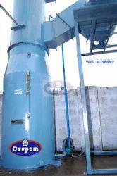 Steam Boiler Wet Scrubber