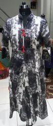 Regular 3/4th Sleeve Designer Kurtis