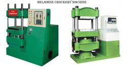 Hi-Speed Melamine Crockery Making Machine