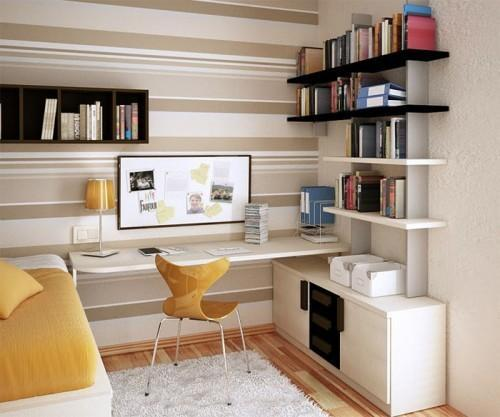 High Quality Study Room Interior