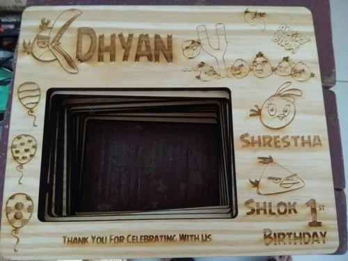 Birthday Gift Photo Frame At Rs 140 Piece Vemali Vadodara Id