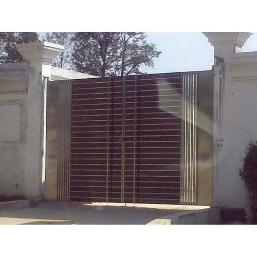 Best Steel Gate Design For Home Images   Decorating Design Ideas. Emejing Sliding Gate Designs For Homes Images   Interior Design