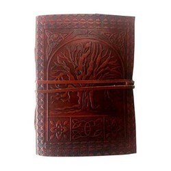 Leather Tree of Life Diary DIRYL126