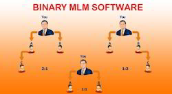 Binary Plan MLM Software, Version: V5.0