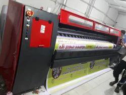 Automatic Banner Printing Machine