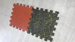 EPDM Rubber Tiles Interlockable