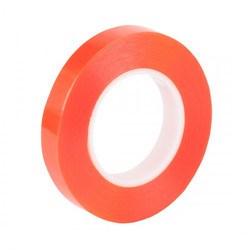 Orange Polyester Tape