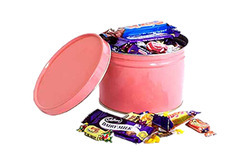 Chocolate Containers