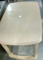 Plastic Dinning Table