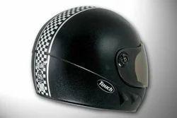 Dezar Fibre Glass Motorcycle Helmet, Size: XL
