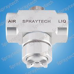 Flat External Mix Air Atomizing Spray Nozzle