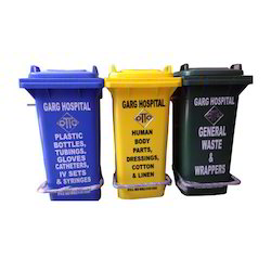 Bio Medical Waste Dustbin