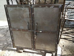 Mild Steel Window