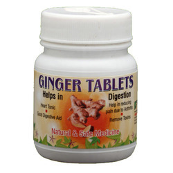 Ginger Tablet