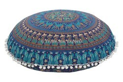 Indian Mandala Ethnic Cushion Cover