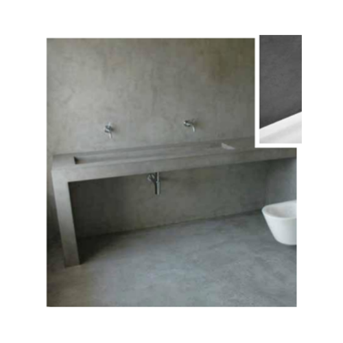 Micro topping walls manufacturer from new delhi for Microtopping costi