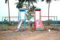 Outdoor 2 Pillar Multi Play Systems