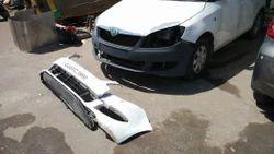 Car Bumper Replacement
