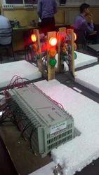 Ladder Logic PLC Based Traffic Light System