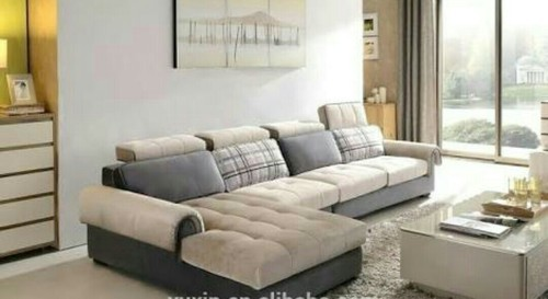 L Shape Sofa With Storage At Rs 36000 Piece Furniture Sofa Id